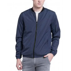 ONLY i SONS Bomber Jacket Blue