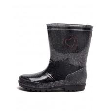 PEPE JEANS Lea Glitter Boots Black