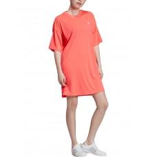 ADIDAS Originals Trefoil Dress Orange