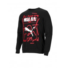 PUMA AC Milan Dna Sweater Kids Black