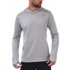 ADIDAS Own the Run Hoodie Grey