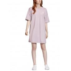 ADIDAS Trefoil Dress Purple
