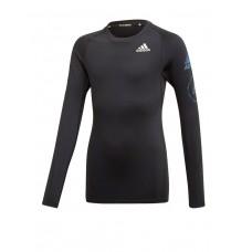 ADIDAS Alphaskin Sport Warm Black