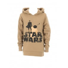 JACK i JONES Star Wars Hoodie Chinchilla