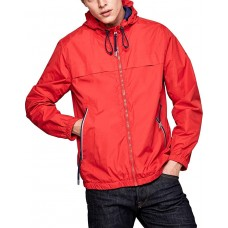 PEPE JEANS Lightweight Jacket Red