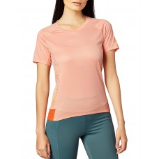 ADIDAS 25/7 Rise Up N Run Parley Tee Pink