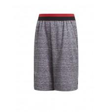 ADIDAS Manchester United Knit Kids Shorts Grey