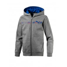 PUMA Hero FZ Hoody Grey