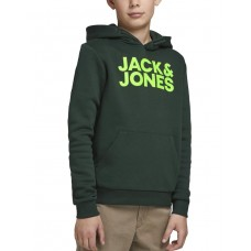 JACK i JONES Denni Sweat Hoodie Spruce