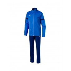 PUMA Football Play Tracksuit Blue
