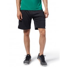 REEBOK One Series Training Knit Shorts Black