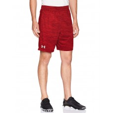 UNDER ARMOUR MK-1 Twist Shorts Red