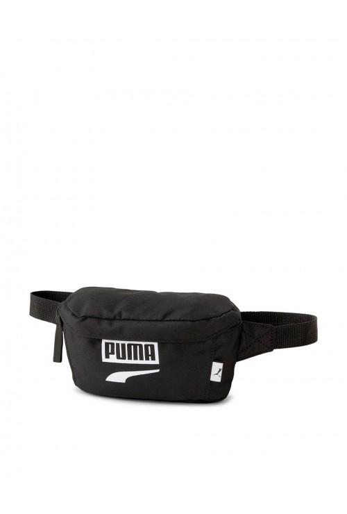 PUMA Plus Waist Bag II Black