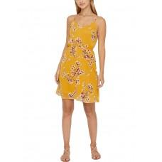 VERO MODA Kleid Dress Lemon