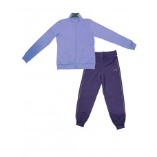 PUMA Fun Graphic Ess Suit Purple