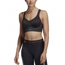 ADIDAS By Stella McCartney Stronger Soft  Bra Black