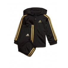 ADIDAS Shiny Jogger Set Black