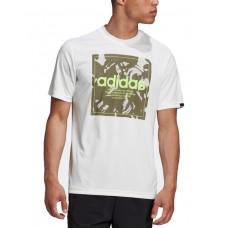 ADIDAS Camouflage Box Tee White