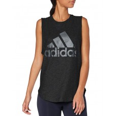 ADIDAS ID Winners Muscle Tee Grey
