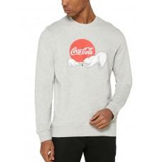 ONLY i SONS Coca Cola Sweatshirt  Grey