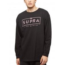 SUPRA We Are Supra Blouse Black