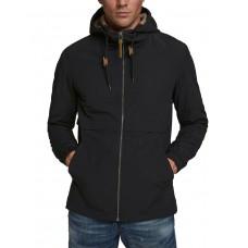 JACK i JONES Hooded Transitonal Jacket Black
