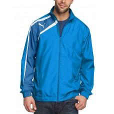 PUMA Spirit Rain Jacket Blue