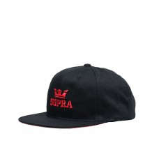 SUPRA Above Decon ZD Hat Black