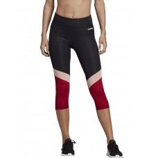 ADIDAS Design 2 Move Colorblock 3/4 Leggings Black