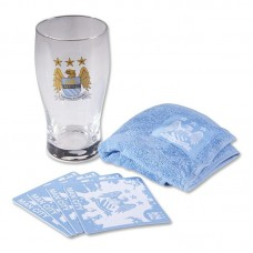 Комплект MANCHESTER CITY Mini Bar Set