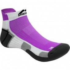 Дамски Чорапи MORE MILE Miami Ladies Running Socklet