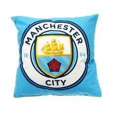 Възглавница MANCHESTER CITY Crest Cushion