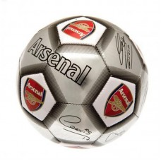 Топка ARSENAL Football Signature Silver