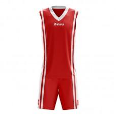 Детски Баскетболен Екип ZEUS Kit Bozo 0616