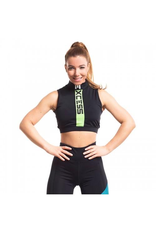Дамско Бюстие EXCESSWEAR Sports Bra Energy