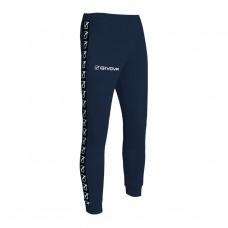 Мъжки Панталони GIVOVA Pantalone Terry Band 0004