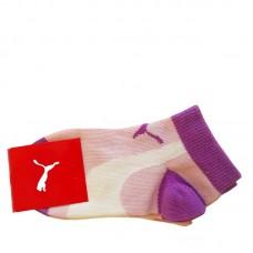 Бебешки Чорапи PUMA Socks 2 Pack Pink Beige