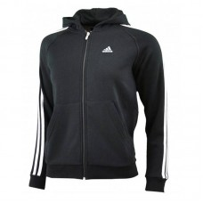 Детски Суичър ADIDAS Essential 3 Stripe Full Zip Hoodie