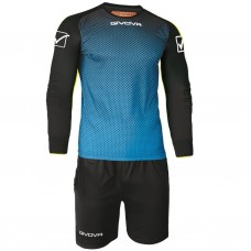 Вратарски Екип GIVOVA Football Kit Manchester 0510