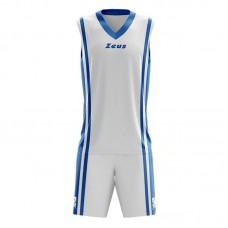 Детски Баскетболен Екип ZEUS Kit Bozo 1602