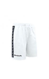 Мъжки Къси Панталони GIVOVA Bermuda Terry Band 0003