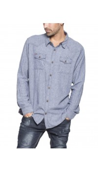 MZGZ Drank Shirt Blue