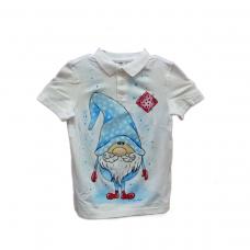 Рисувана детска тениска - ДЖУДЖЕ